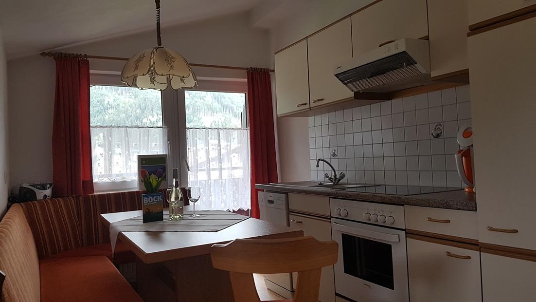 Appartement2 Kueche