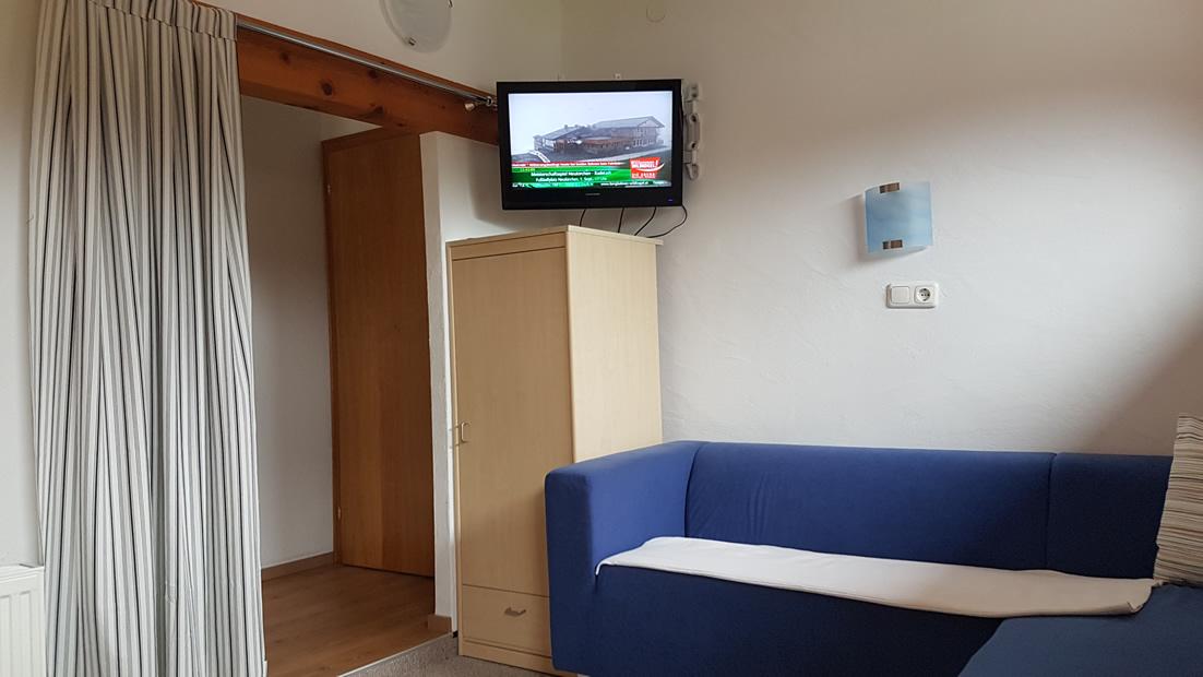 Appartement2 Wohnraum