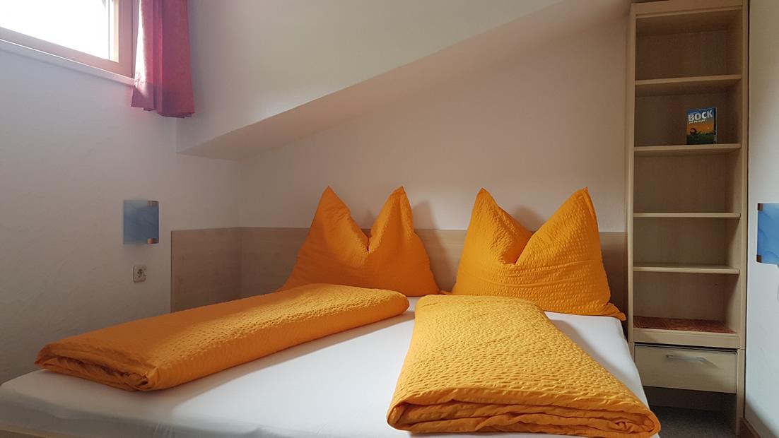 Appartement2 Wohnschlafraum